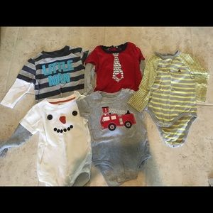 Other - Set of 5 18 month onesies